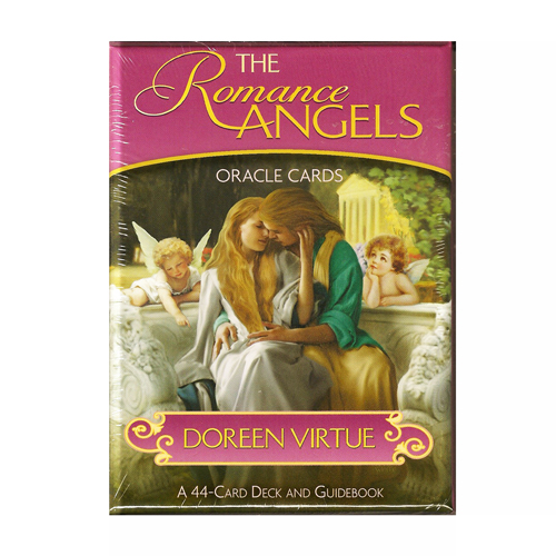 The Romance Angel Oracle Cards