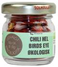 Chili Birds Eye hel 9 g øko