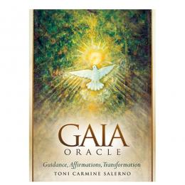 Gaia Oracle Cards med dansk guidebog