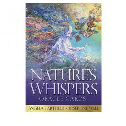 Natures Whispers Oracle Cards med dansk guidebog