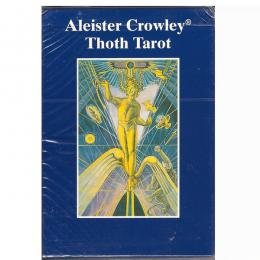 Aleister Crowley Thoth Tarot maxi Deck