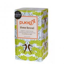 Three fennel te Ø Pukka