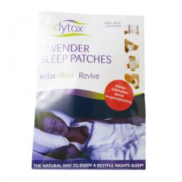 Lavendel sleep patches