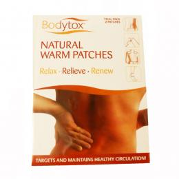 Nartural Warm Patches 2 stk