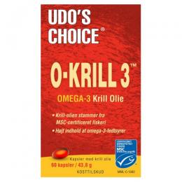 Udo''s Choice O-Krill 3 500 mg